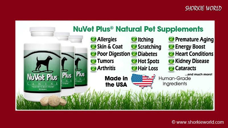 Order NuVet Vitamins- Call  1-800-474-7044 Order Code 44856